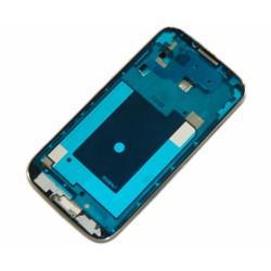Корпус Samsung i9500 Galaxy S4 /серый/