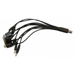 Кабель USB универсальный 10 в 1
