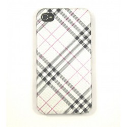 Чехол для iPhone 4G Burberry серый