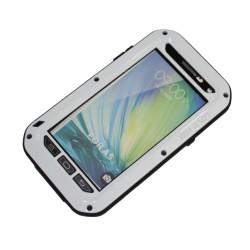 "Чехол PALMEXX для Samsung Galaxy A5 ""LUNATIK/LOVE MEI"" /белый/"