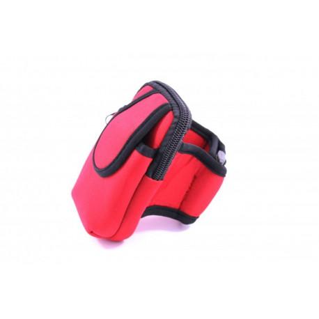 Чехол спортивный на руку для iPod, iPhone 2G3G3Gs4 красный