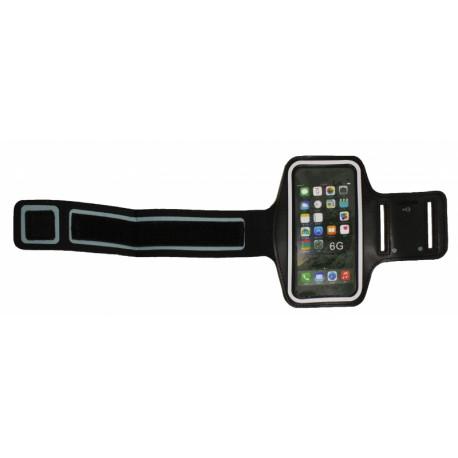Чехол PALMEXX спортивный на руку для Apple iPhone 6 /черный/