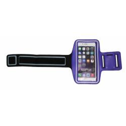 Чехол PALMEXX спортивный на руку для Apple iPhone 6Plus /синий/