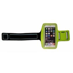 Чехол PALMEXX спортивный на руку для Apple iPhone 6Plus /зеленый/