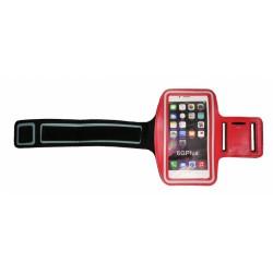 Чехол PALMEXX спортивный на руку для Apple iPhone 6Plus /красный/