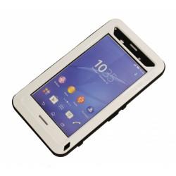"Чехол PALMEXX для Sony Xperia Z3 ""LUNATIK/LOVE MEI"" /белый/"