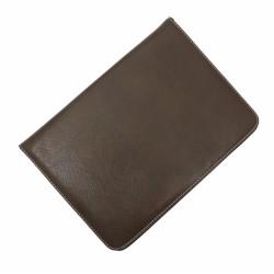 Кожаный чехол PALMEXX для Apple iPad Air2 книга /коричневый/
