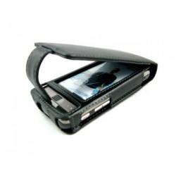 Кожаный чехол Samsung i900