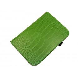 "Чехол для Samsung Galaxy Note8.0 N5100 ""SmartSlim"" /крокодил зеленый/"