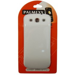 Аккумулятор повышенной емкости для Samsung i9300 Galaxy S3 /4600mAh/белый/