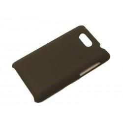 Чехол HARD CASE для HTC HD mini / HTC Gratia /черный/