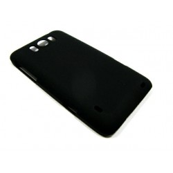 Чехол HARD CASE для HTC Sensation XL /черный/