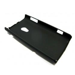 Чехол HARD CASE для Sony-Ericsson Xperia X10 /черный/