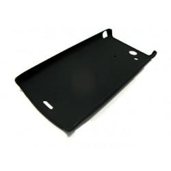 Чехол HARD CASE для Sony-Ericsson Xperia X12 Arc /черный/