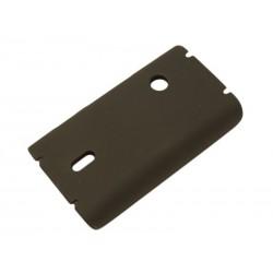 Чехол HARD CASE для Sony-Ericsson Xperia X8 /черный/