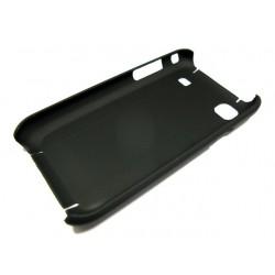 Чехол HARD CASE для Samsung i9001 Galaxy S Plus /черный/