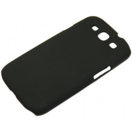 Чехол HARD CASE для Samsung i9300 Galaxy S3 /черный/