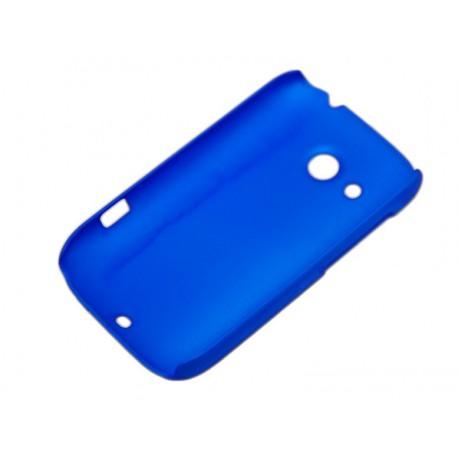 Чехол HARD CASE HTC Desire C /синий/