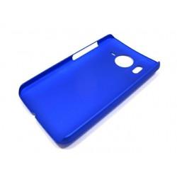 Чехол HARD CASE HTC Desire HD /синий/