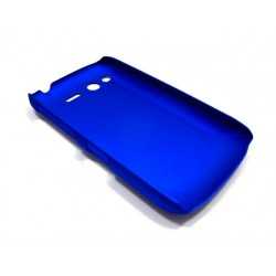 Чехол HARD CASE HTC Desire S /синий/