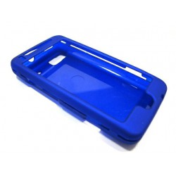 Чехол HARD CASE HTC Desire Z /синий/