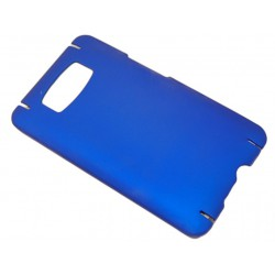 Чехол HARD CASE HTC HD 2 /синий/