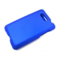 Чехол HARD CASE для HTC HD mini / HTC Gratia /синий/