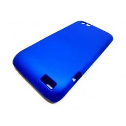 Чехол HARD CASE для HTC One V /синий/