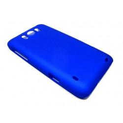 Чехол HARD CASE для HTC Sensation XL /синий/