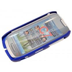 Чехол HARD CASE для Nokia C7 /синий/