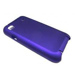 Чехол HARD CASE для Samsung i9000 Galaxy S /синий/