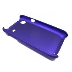 Чехол HARD CASE для Samsung i9001 Galaxy S Plus /синий/