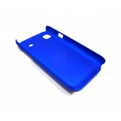 Чехол HARD CASE для Samsung i9003 Galaxy SL /синий/