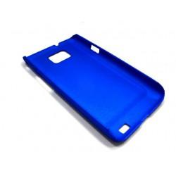 Чехол HARD CASE для Samsung i9100 Galaxy S2 /синий/