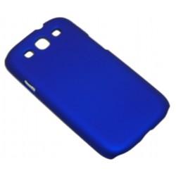Чехол HARD CASE для Samsung i9300 Galaxy S3 /синий/