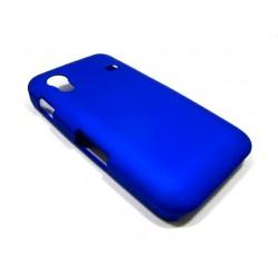 Чехол HARD CASE для Samsung S5830 Ace /синий/