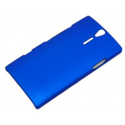 Чехол HARD CASE для Sony S /синий/