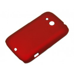 Чехол HARD CASE HTC Desire C /бордовый/