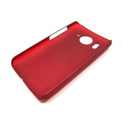Чехол HARD CASE HTC Desire HD /бордовый/