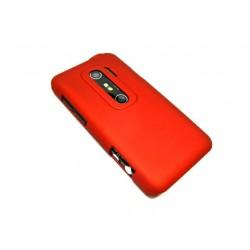 Чехол HARD CASE HTC EVO 3D /бордовый/