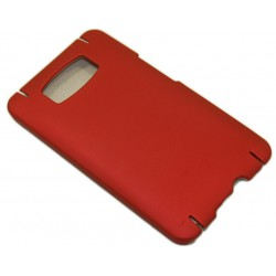 Чехол HARD CASE HTC HD 2 /бордовый/