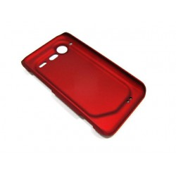Чехол HARD CASE для HTC Incredible S /бордовый/