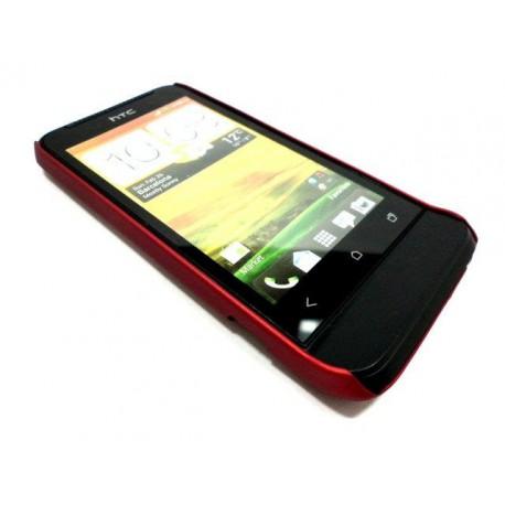 Чехол HARD CASE для HTC One V /бордовый/