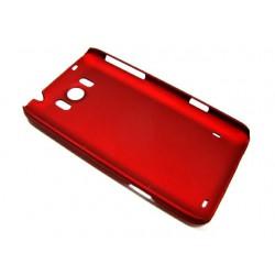 Чехол HARD CASE для HTC Sensation XL /бордовый/