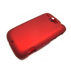 Чехол HARD CASE HTC Wildfire /бордовый/