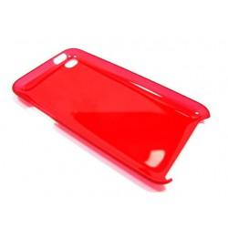 Чехол HARD CASE iPod Touch 4 /бордовый/