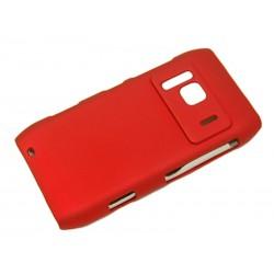 Чехол HARD CASE для Nokia N8 /бордовый/