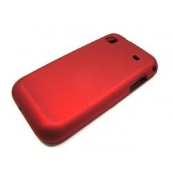 Чехол HARD CASE для Samsung i9001 Galaxy S Plus /бордовый/
