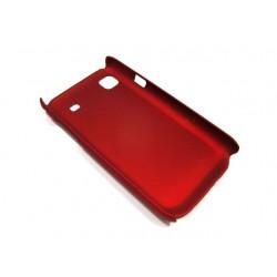 Чехол HARD CASE для Samsung i9003 Galaxy SL /бордовый/