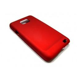 Чехол HARD CASE для Samsung i9100 Galaxy S2 /бордовый/